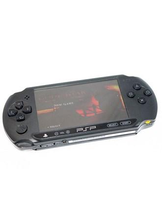 Игровая приставка PSP SONY E1008