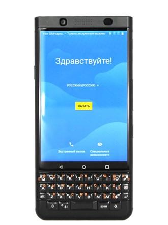 Телефон BlackBerry KeyOne