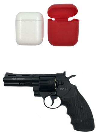 Наушники и пистолет