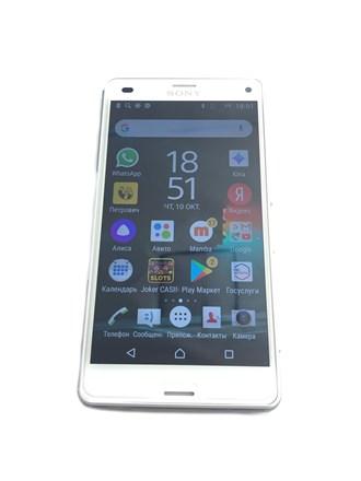 Телефон Sony Xperia Z3 Compact