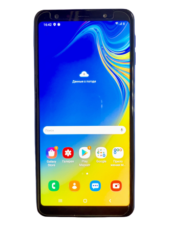 Сотовый телефон Samsung Galaxy A7 64 Gb