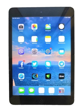 Планшет Apple iPad mini 16Gb Wi-Fi + 3G.