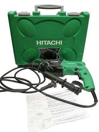 Перфоратор сетевой Hitachi DH24PH (2.7 Дж)