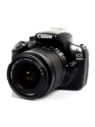 Фотоаппарат Сanon EOS 1100D