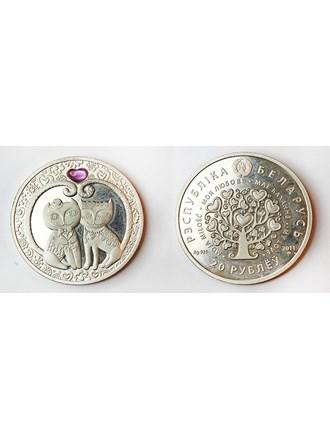 """Монета Серебро 925"""""""
