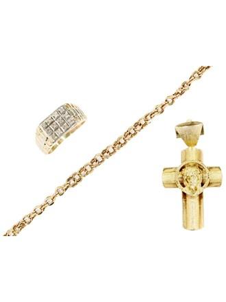 """Ювелирные украшения Золото 585"""" 500"""" Бриллианты"""