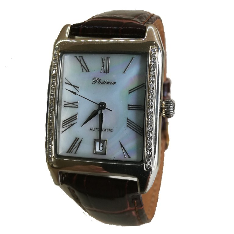 Часы Platinor золото