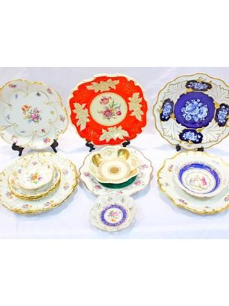 Набор Посуды Фарфор