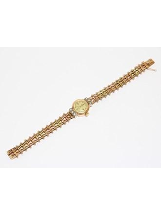 Часы Чайка Золото 585