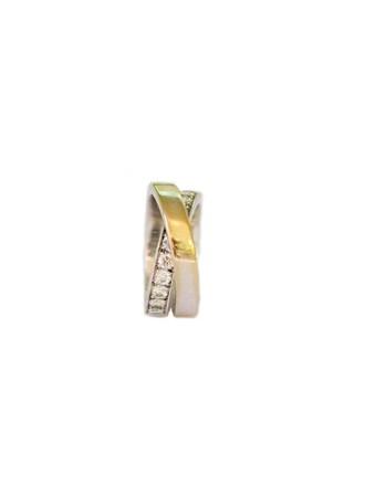 """Кольцо CARTIER Золото 750"""" Бриллианты"""