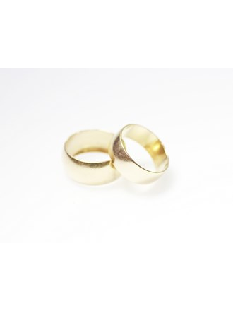 "Два Кольца Золото 583"""