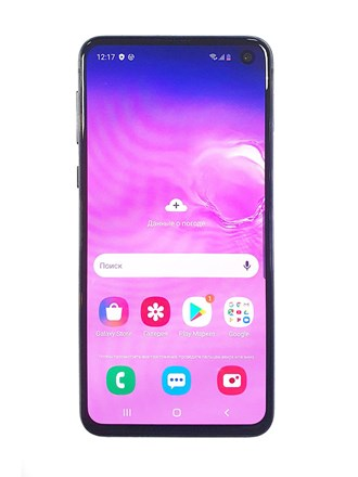 Смартфон Samsung Galaxy S10e 128gb