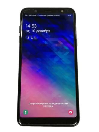 Смартфон Samsung A6+