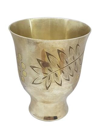 Столовое серебро, стакан