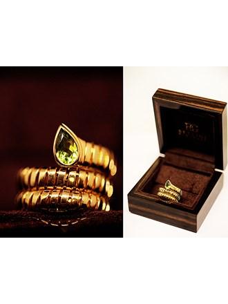 """Кольцо BULGARI Золото 750"""""""
