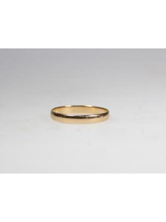 Кольцо обручальное. Золото 585