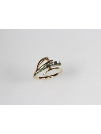 Кольцо фигурное Золото 585