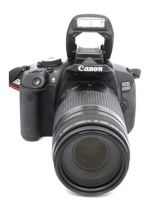 Фотоаппарат EOS Canon 650D