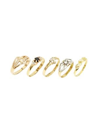"""Кольца Золото 585"""" Бриллианты Фианиты"""