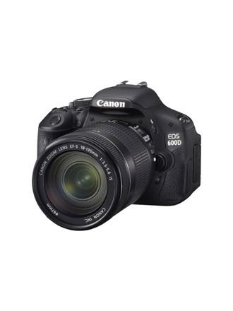 Фотоаппарат Canon EOS 600 D 18-55 IS