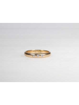 Кольцо с вставками.Золото 585