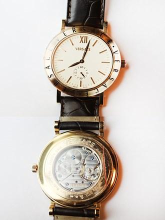 """Часы VERSACE Золото 750"""""""