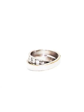 """Кольцо Золото 585"""" Фианиты"""
