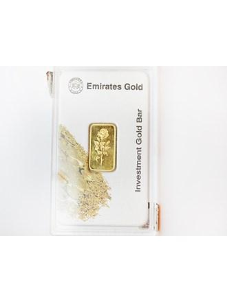 """Слиток Золота 2 шт. EMIRATES GOLD Золото 999.9"""""""