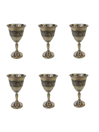 Столовое серебро рюмки