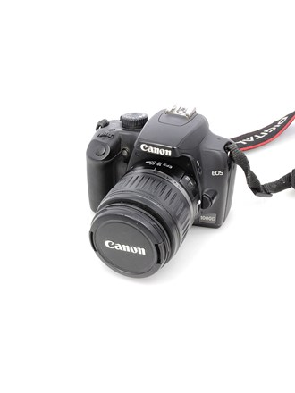 Фотоаппарат Canon EOS 1000 D