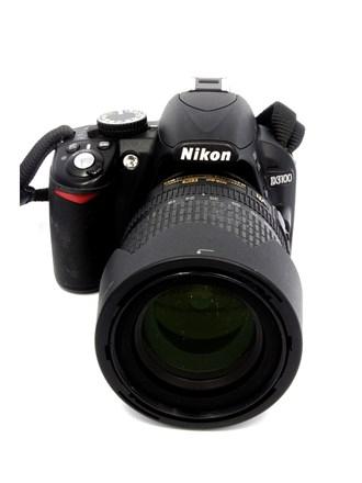Фотоаппарат Nikon D 3100