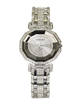 Часы CENTURY Бриллианты