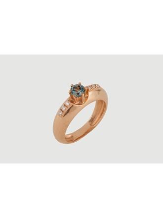 "Кольцо Золото 585"" Бриллианты"