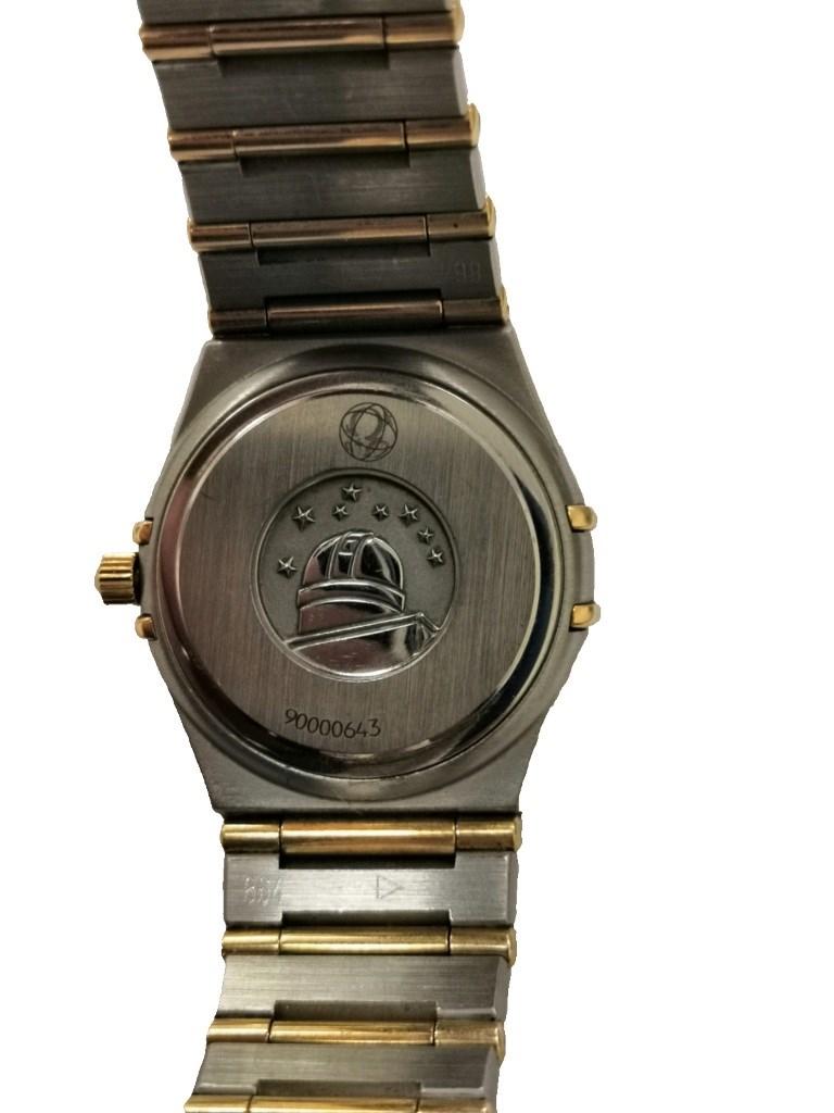 Швейцарские часы Omega Constellation 95 Mini.