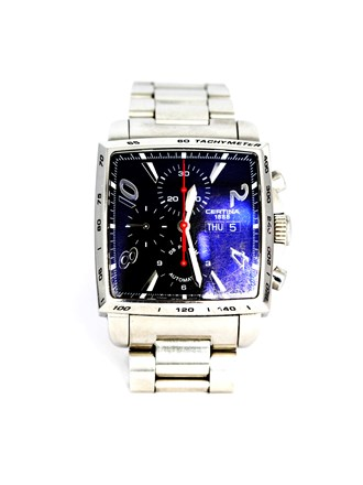 Часы Certina DS Podium Square Chrono