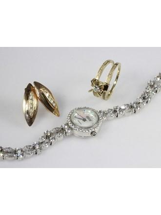 Ювелирные украшения Золото 585/серебро 925 Бриллианты