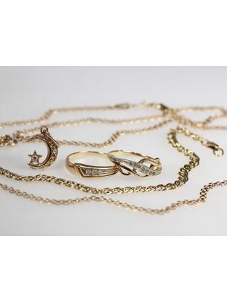 Ювелирные украшения. Золото 585
