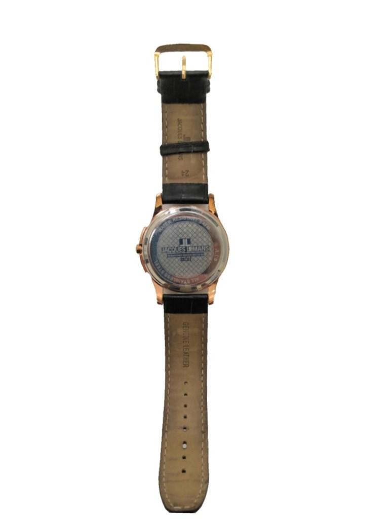 Часы Jacques Lemans 1-1813 London Herren 46mm.