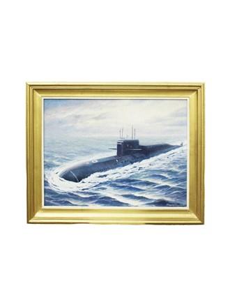 Картина Подводная Лодка