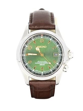 Часы Seiko Alpinist