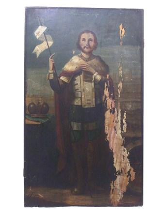 Икона Св. Александра Невского