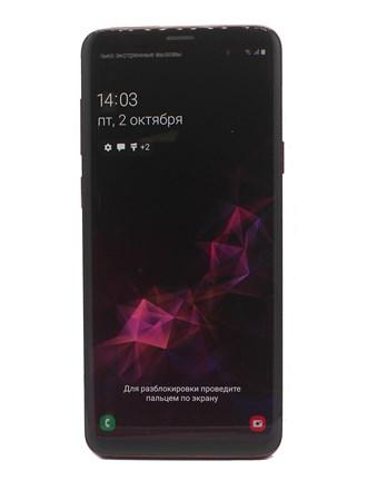 Телефон SAMSUNG S9 plus 64Gb