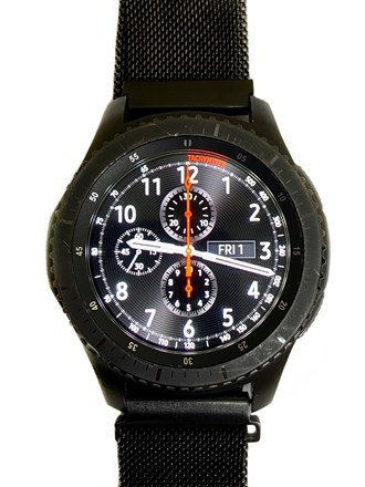 Умные часы Samsung Gear S3 Frontier