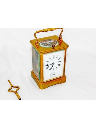 Часы каретные начало XX века