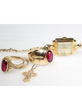 Ювелирные украшения Золото 583/585