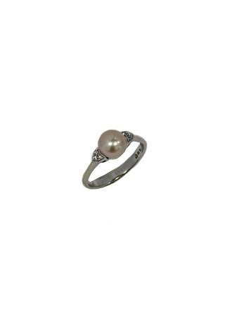 "Кольцо Золото 585"" Бриллианты Жемчуг"