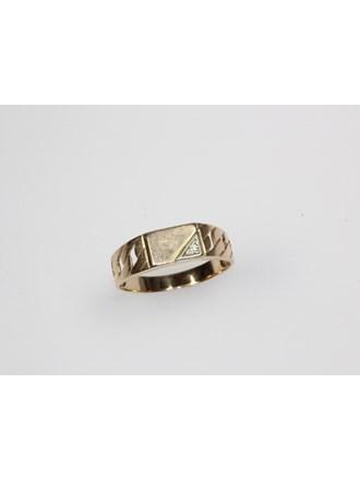 Печатка  Золото 585  Бриллиант