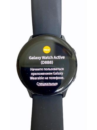 Часы Samsung Galaxy Watch Active 40mm