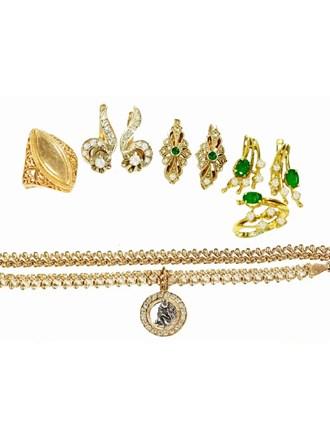 """Ювелирные украшения Золото 585"""" 750"""" Бриллианты Изумруды"""