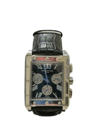Швейцарские часы Raymond Weil Tango Chronograph.